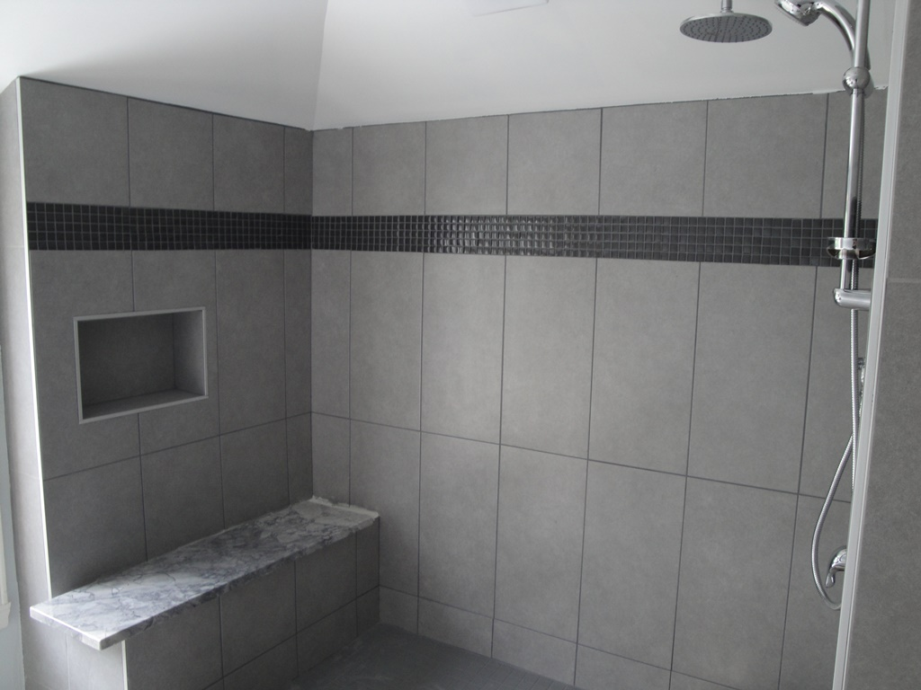 Cuisine salle de bain lachine renovations rb morneau for Salle de bain west island